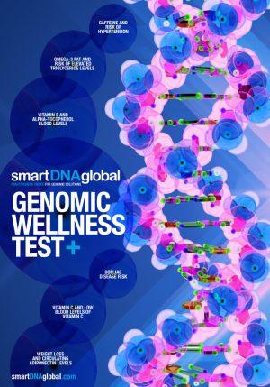 Genomic Wellness Plus Test