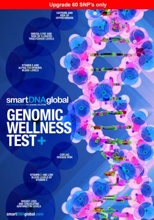Genomic Wellness Plus Test Upgrade
